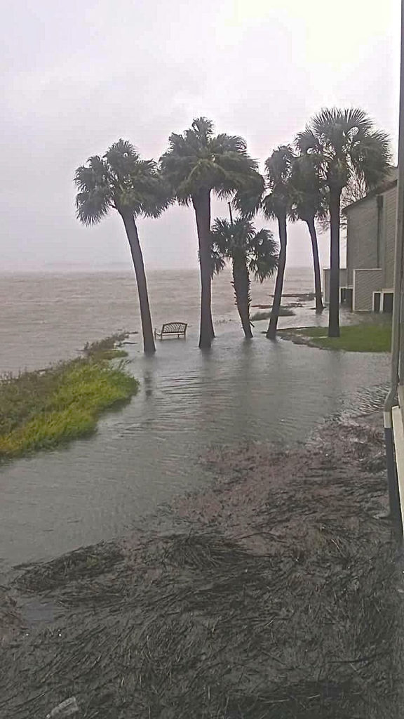 Folly Beach Postal Worker Sacrifices Car To Save Residents Mail