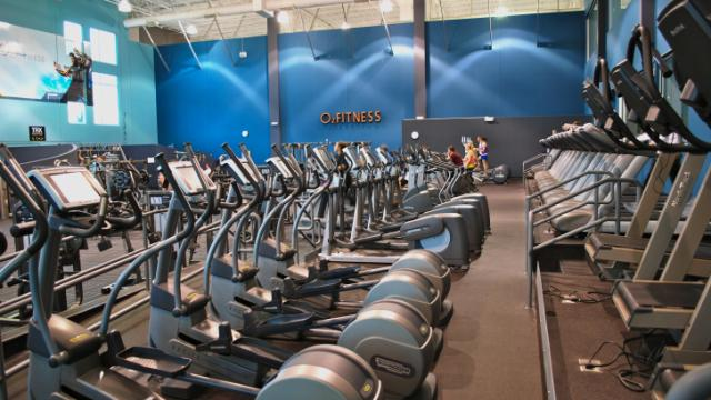 O2 Fitness Clubs Unveils Flagship Facility On James Island Charleston Daily