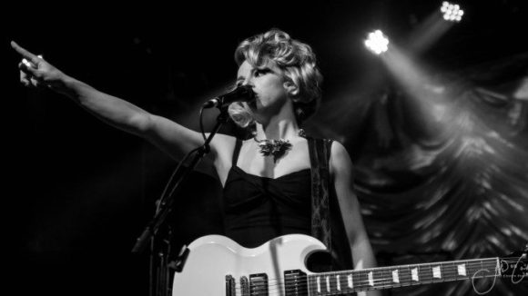 R B And Blues Power Rocker Samantha Fish Returns To Charleston Tonight Exclusive Interview Charleston Daily