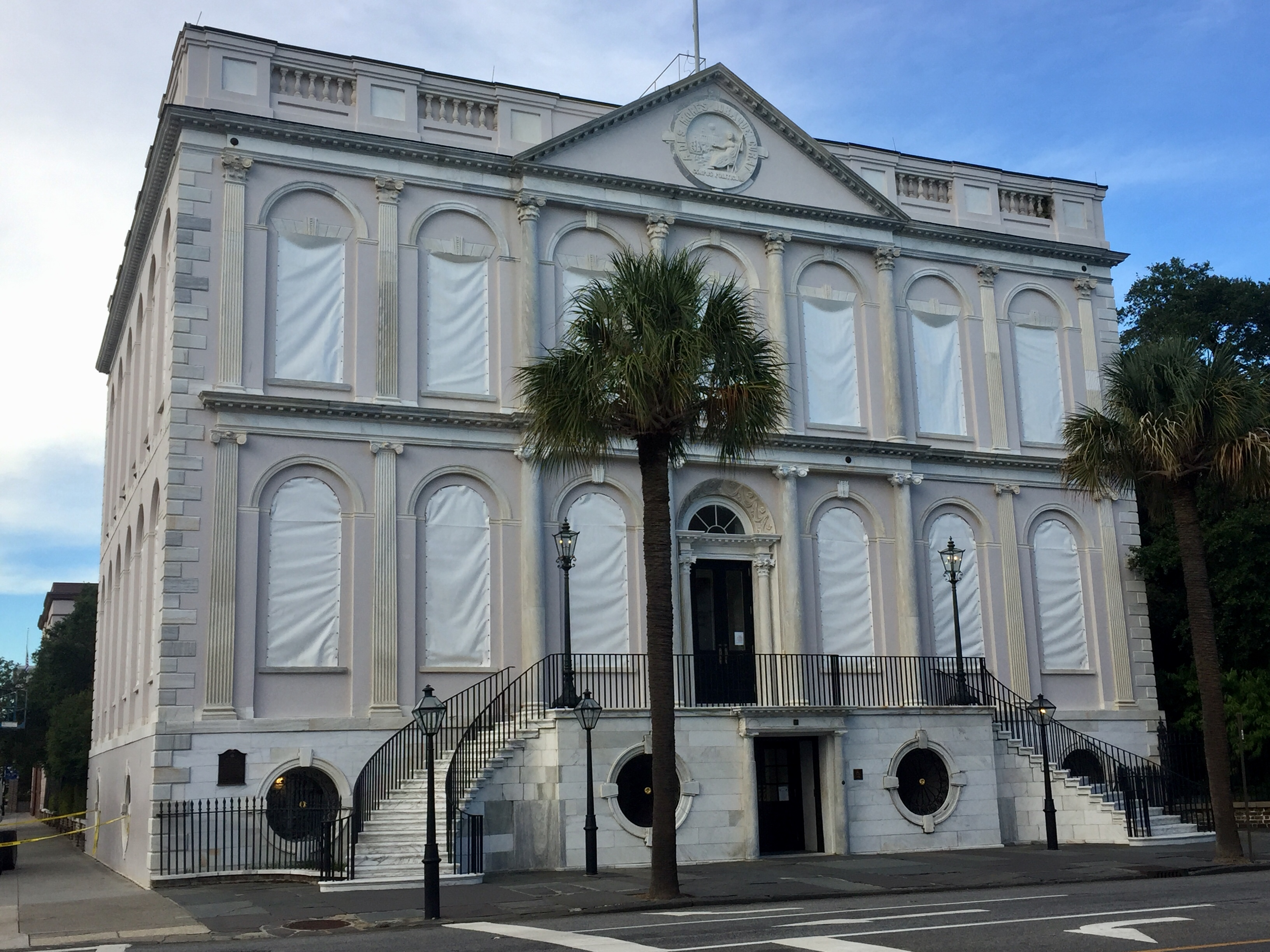 Picture Gallery Charleston South Carolina Is Quiet And