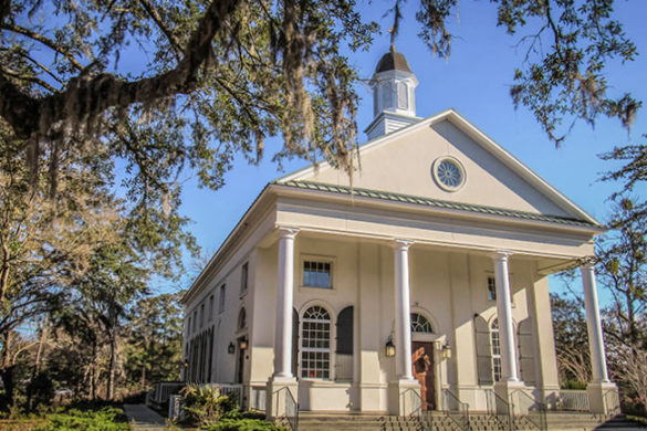 The MUSC and Friends and Christ Church Presbyterian Host