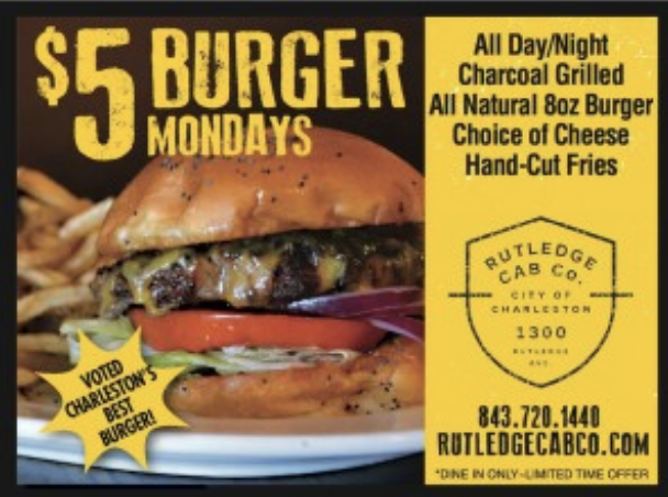 Best Burger Deals in Charleston – Daily Specials – Charleston Daily
