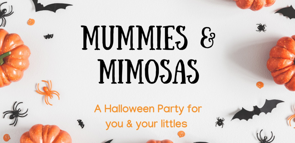 Halloween Party Asheville 2020 Mummies & Mimosas Halloween Party at Skip and Sully Indoor