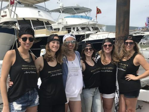 Charleston Sc Bachelorette Party Private Event Boat Tour